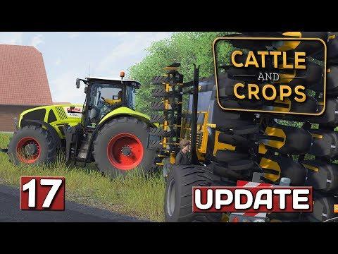 Hammer Sämaschine Lets PlayTest Update #3 | Cattle And Crops UPDATE #15