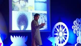 Srijan Pal Singh at TEDxJaipur