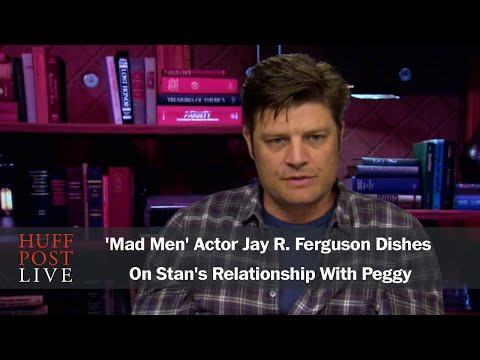 Mad Men's Jay Ferguson On Stan & Peggy Relationship
