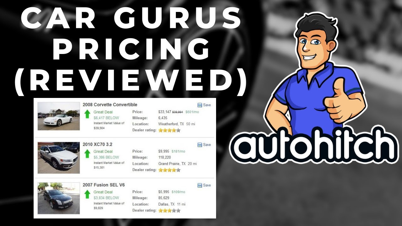 Car Gurus Dealer >> Cargurus Reliable Website For Pricing Or Not