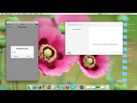 How to create chatting app using XMPP and Openfire server