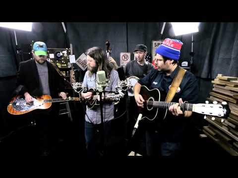 Greensky Bluegrass - 'Worried About the Weather' ::: Second Story Garage