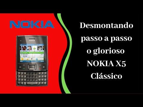Desmontando Nokia X5