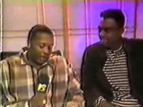 Part 2 of  Tupac,and Dr.Dre interviewed by Bill Bellamy .Very Rare Interview..flv