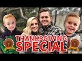 FAMILY THANKSGIVING SPECIAL 2017! | Ellie And Jared