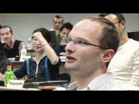 MBA in Japan - Hitotsubashi ICS, Tokyo