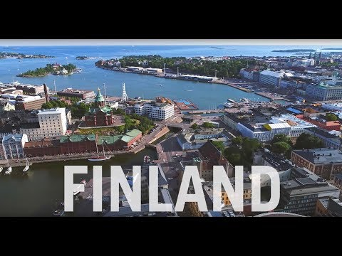 Finland Flyover | Drone The Globe | Travel + Leisure