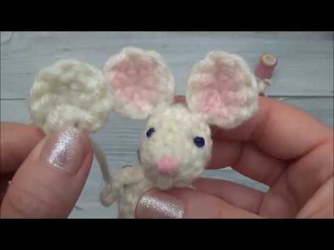 Miniature mouse, stuffed ballerina mouse, handmade tiny mouse ... | 360x480