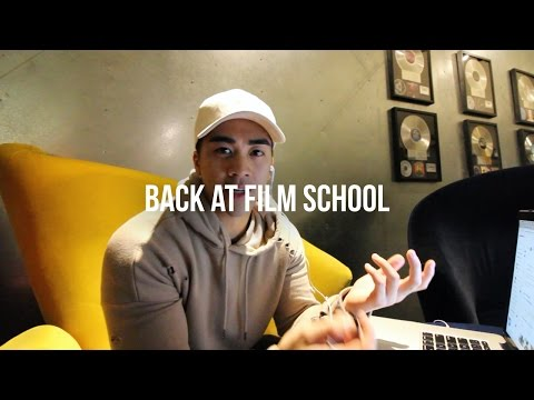 Back at LA Film School | Anton Meily