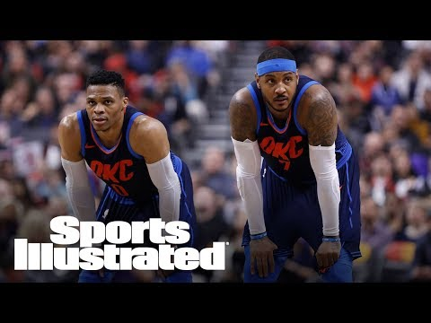 Despite Struggles OKC Thunder Appear To Be Clicking At Right Time | SI NOW | Sports Illustrated