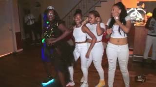 Zyirah 13th Birthday Party With Dj Dyce & Wiztv live performance by Ms Porsh