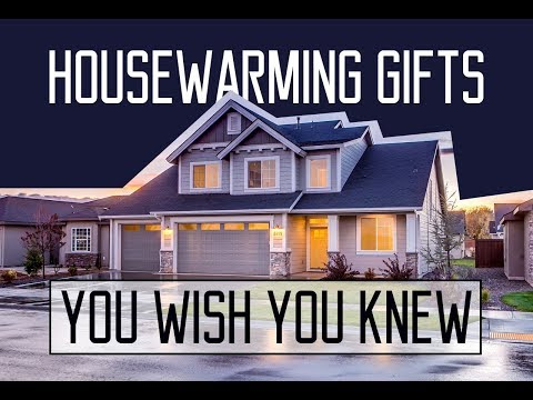 Top 10 Housewarming Gifts of 2018