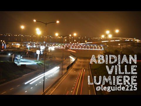 Abidjan Ville Lumière
