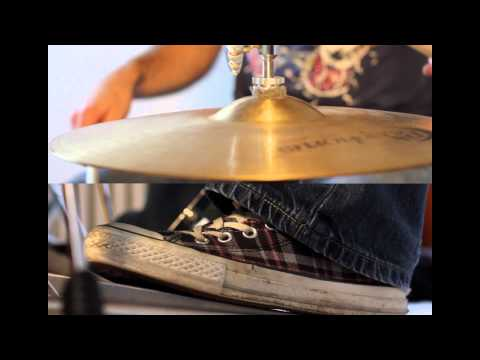 Drum Tutorial - 50 ways to leave your lover (deutsch/german)
