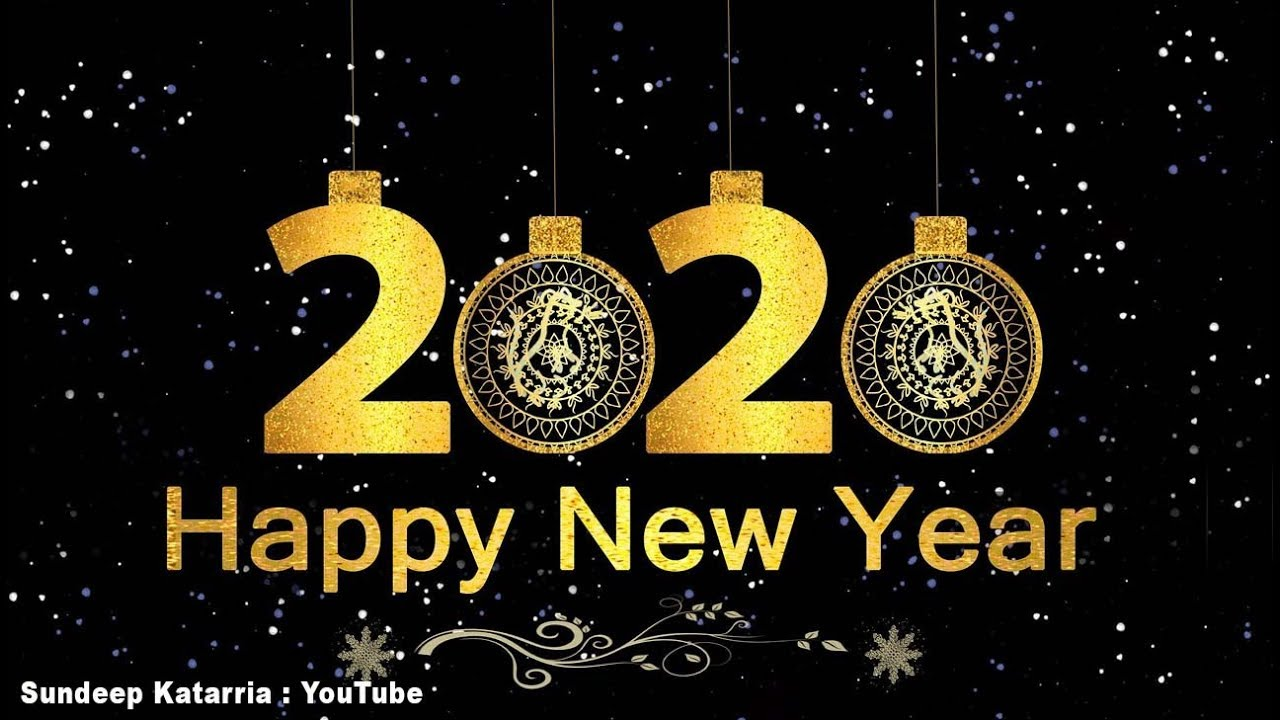 Happy New Year 2017 Greetings, SMS, Whatsapp Download, Video Music ...