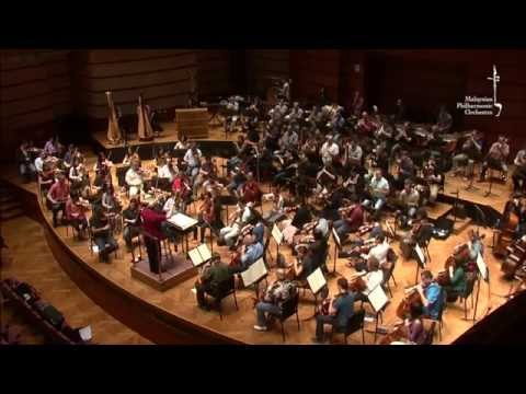 MPO: A Space Odyssey rehearsal conducted by Robert Spano