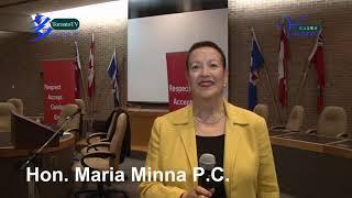 20130602, Maria Minna, former Liberal MP, 前任聯邦自由黨議員