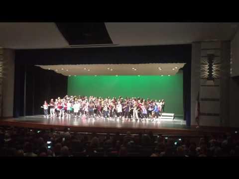 Canyon Ridge Middle School Choir