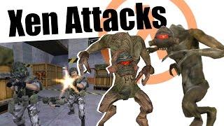 HALF-LIFE: Decay (PC) - Bonus Chapter: Xen Attacks - Full Playthrough