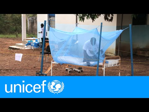 Doubling down on malaria in Cote d'Ivoire | UNICEF