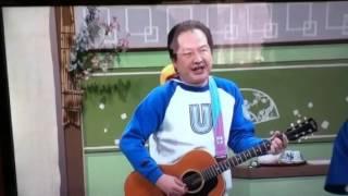 吉本新喜劇で松浦真也さんが歌われた歌です。