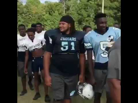 FOOTBALL TEAM SINGS 7 YEARS