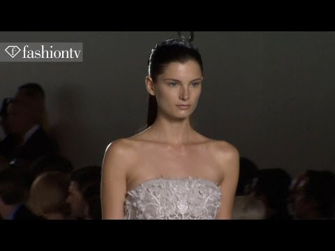 Haute Couture – Giambattista Valli Couture Fall/Winter 2013-14 | Paris Couture Fashion Week | FashionTV