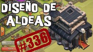 Aldea de Farming con TH9 | Diseño de Aldeas | Descubriendo Clash of Clans #336 [Español]