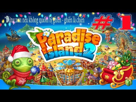 New Games - Paradise Island 2 For IOS & Android #1