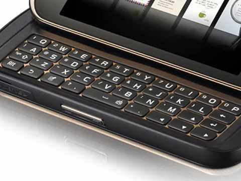Giorgio Armani - Samsung Smartphone (B7620)