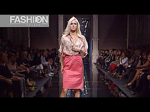 PAOLA FRANI Spring 2007 Milan - Fashion Channel