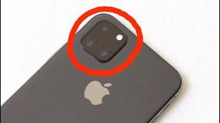2019 iPhone XI Leak Has Me Worried
