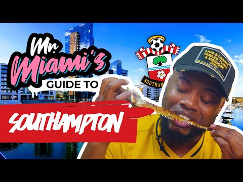 MR MIAMI'S GUIDE TO... SOUTHAMPTON | Wolves travel guides