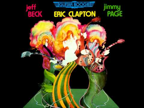Guitar Boogie [1971] - Draggin' My Tail (Eric Clapton & Jimmy Page)