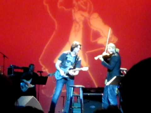 "David Garrett at Wilshire Ebell 02/05/2011 ~ ""80"