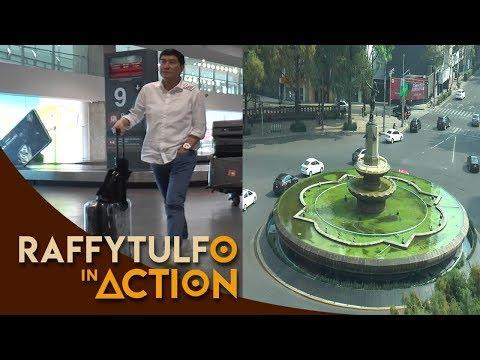 IDOL RAFFY PUMUNTA NG MEXICO CITY PARA SA ISANG FOLLOW-UP STORY!