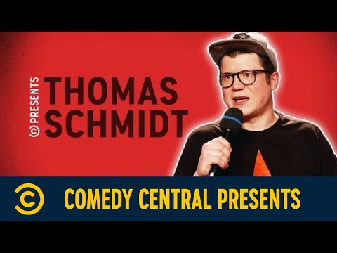Comedy Central Presents: