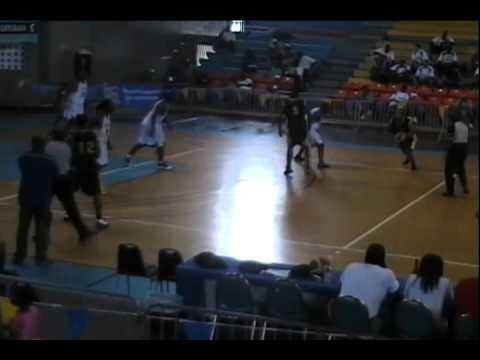 Keron McKenzie #14 Black FIBA AMERICAS CHAMPIONSHIPS CBC 2011 38pts 4reb 4stl