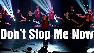 Queen - Don't Stop Me Now \ Tali Yaffe Niv Choreography