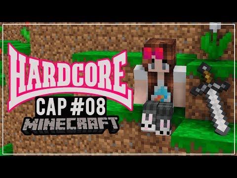 ¡¿Por fin encontré mi casa!? OHH NOO..... | Cap 08 | #MinecraftHardcore