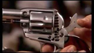 Repeat youtube video How It's Made - Uberti Revolvers
