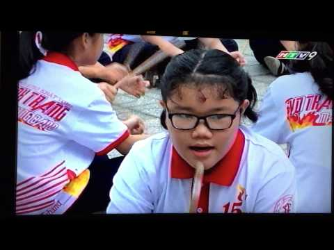 Đội nhạc kèn Võ Thành Trang : Phóng sự HTV9 2015