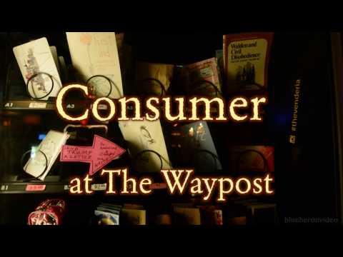 Consumer -Live- at The Waypost - Full set   2, 11, 2017