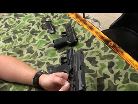 Review of the Heckler and Koch USP Series of Pistols