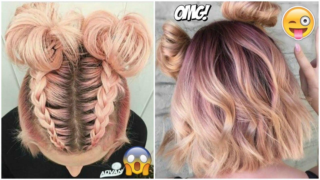 Ideas de estilo para peinados faciles pelo corto paso a paso Colección de tendencias de color de pelo - Peinados Para Pelo Muy Corto Faciles De Hacer - Novocom.top