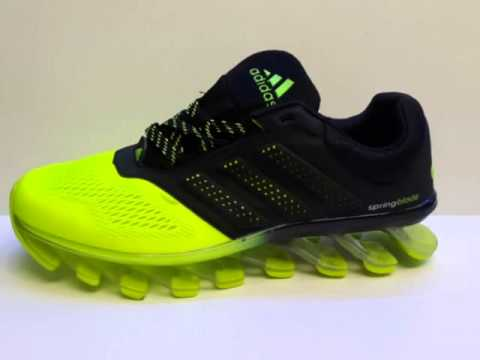 Sepatu Adidas Springblade Drive 2.0 Shoes Men Running - YouTube 0d61bb05dd