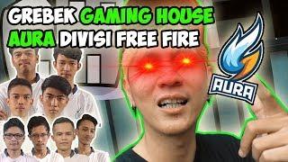 GREBEK GAMING HOUSE #2: AURA ESPORT DIVISI FREE FIRE