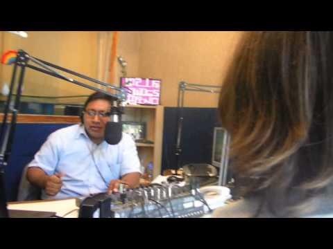 1ra PARTE.Entrevista.Maxi Buenaventura en Radio Andes Latina Mendoza-Argentina
