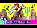American Southwest Challenge with Magic Box! || Southwestern Fun Facts!