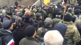 Комбат Донбасса: Вы российские провокаторы